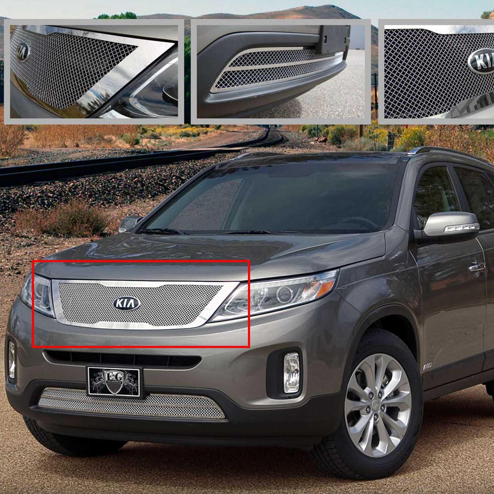 2013 Kia Sportage Ex: Custom Grills For Your Car, Truck, Jeep