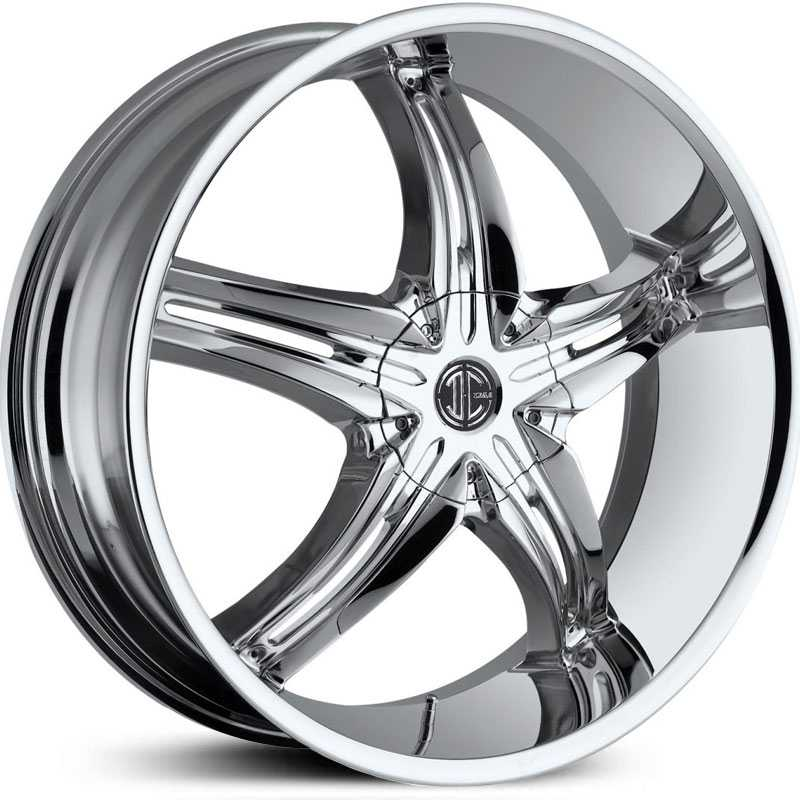 26x9.5 2CRAVE N15 Chrome RWD