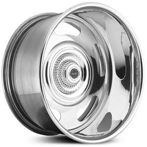 Ralley VN327 2 Piece Chrome Center Polished Barrel