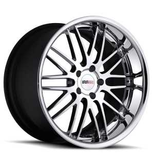 Cray Hawk  Wheels Chrome