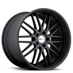 Cray Hawk  Wheels Matte Black