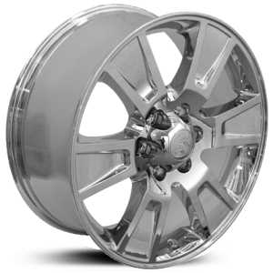 Fits Ford F-150 Style  Wheels Chrome
