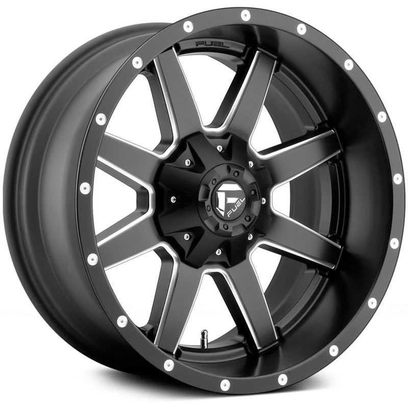 Fuel D538 Maverick Black