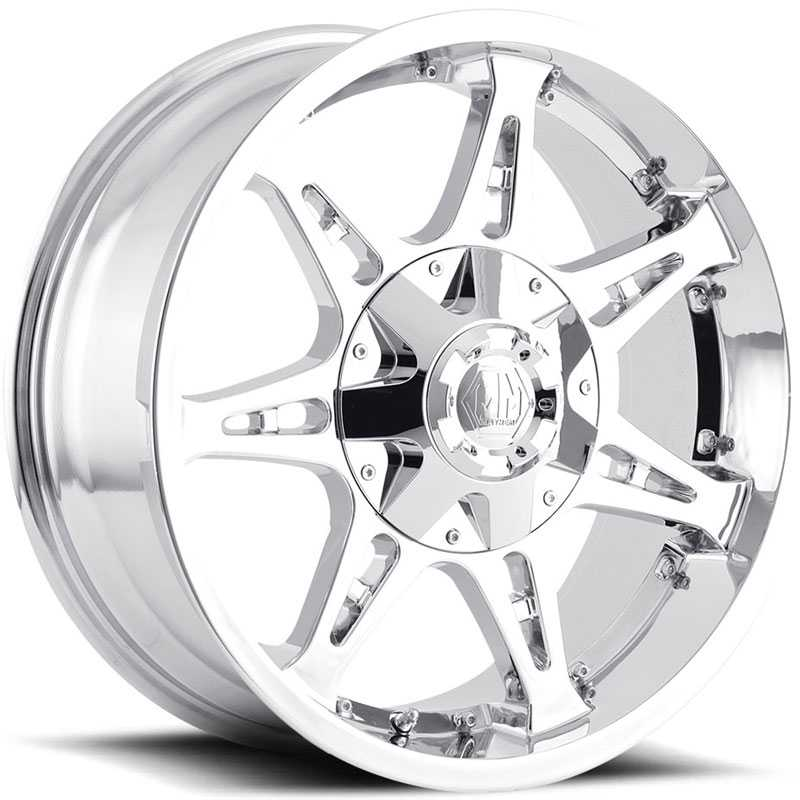 Mayhem Missile 8060  Wheels Chrome