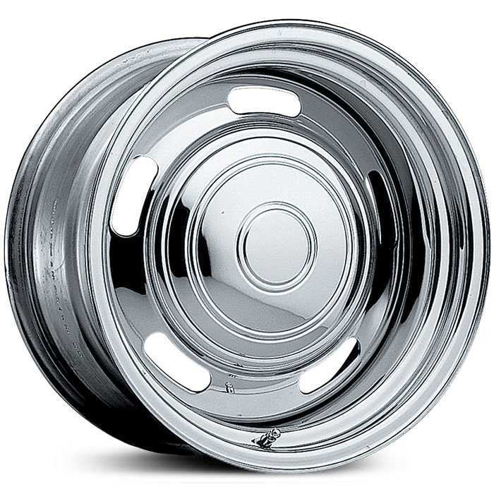 Pacer 173C Rallye  Wheels Chrome