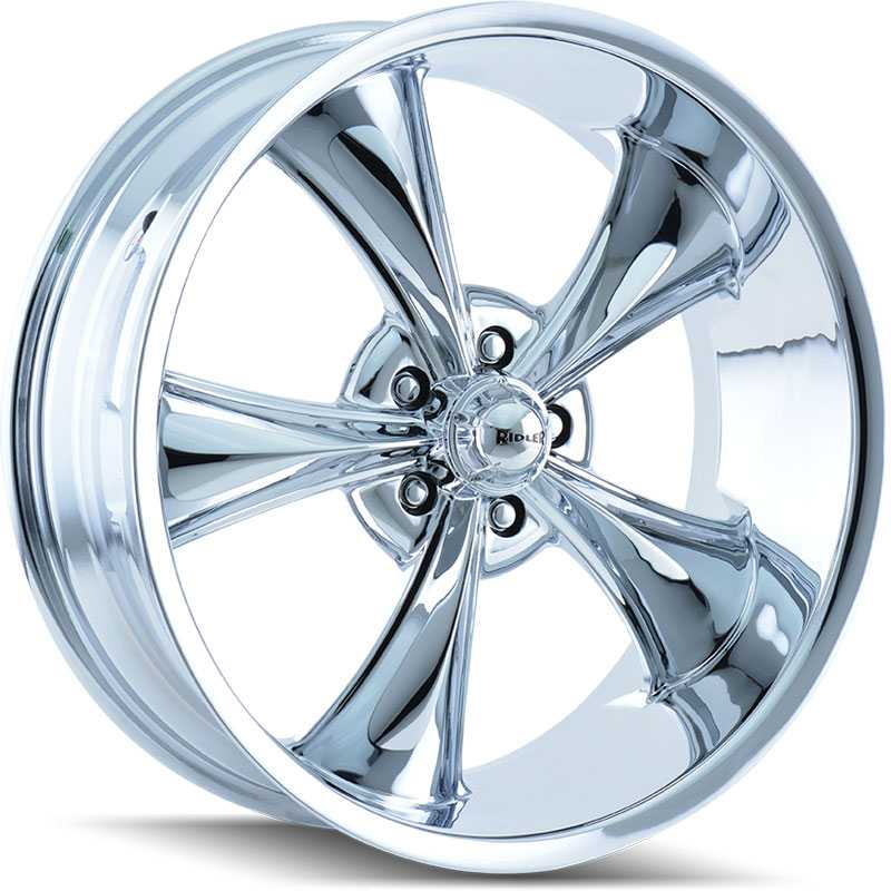 Ridler 695  Wheels Chrome