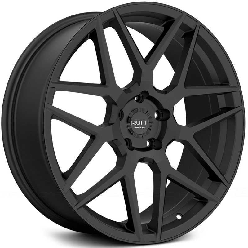 Ruff Racing R351 Black