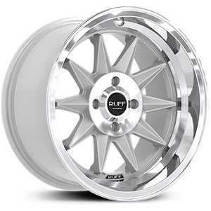 Ruff Racing R358 Silver/Grey/Gunmetal
