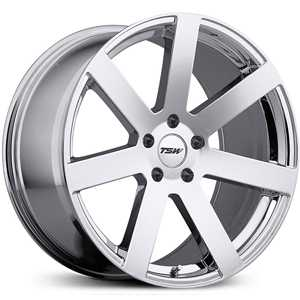 19x8 TSW Bardo Chrome HPO