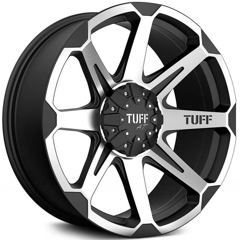 Tuff All Terrain T05 Black