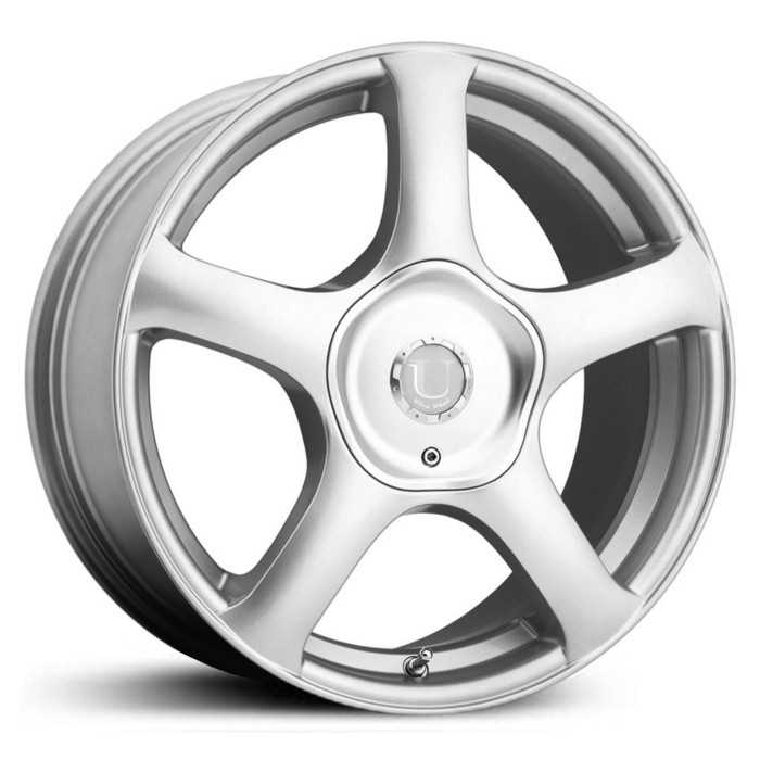 Ultra 402S Alpine  Wheels Silver