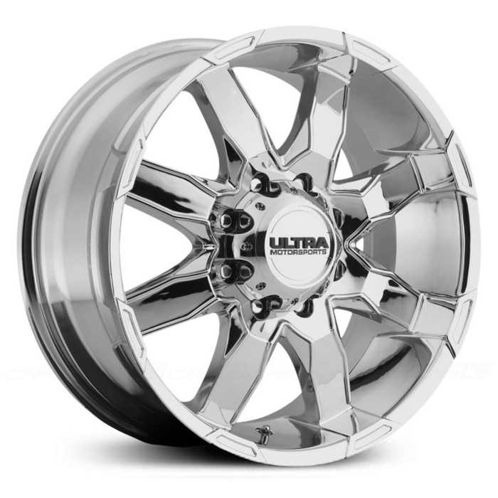 Ultra 225C Phantom  Wheels Chrome