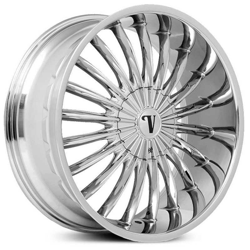Velocity VW-11  Wheels Chrome