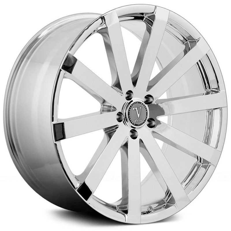 Velocity VW-12A  Wheels Chrome