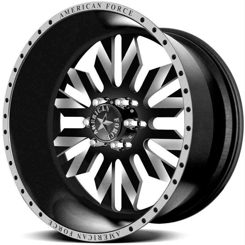 American Force ECHO SF6  Wheels Special Forces