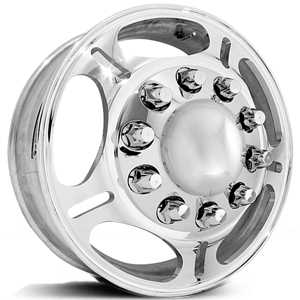 American Force Dually JUSTICE  Wheels Mirror Finish Polish