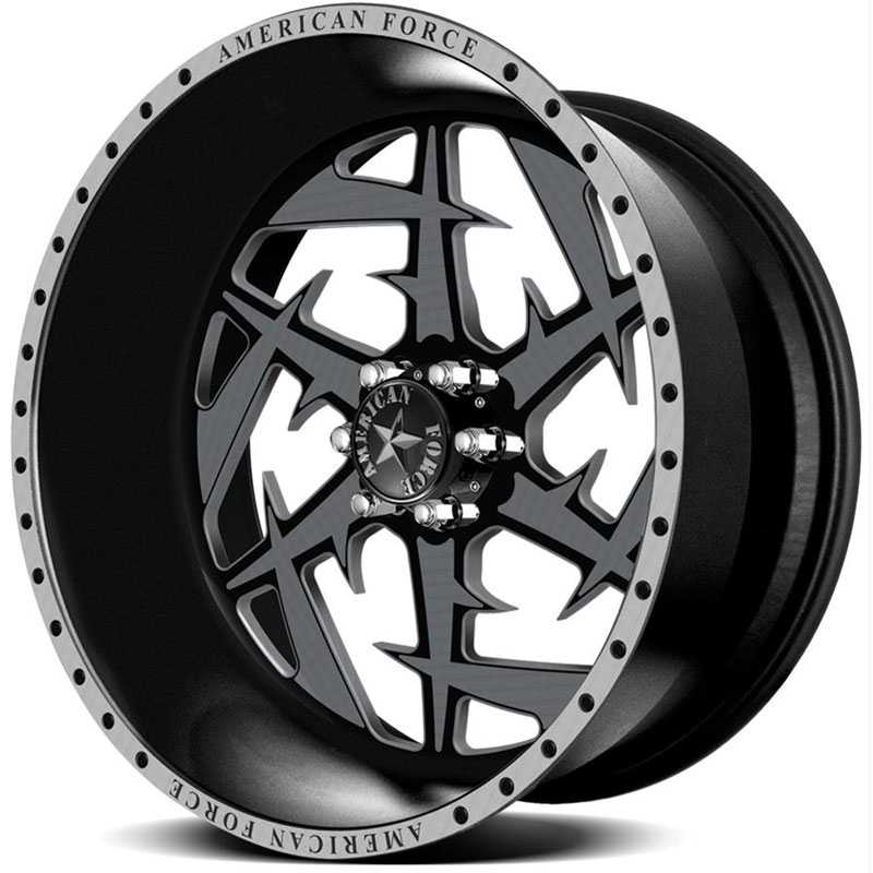 20x9 American Force Wheels RAGE SF6 Special Forces RWD