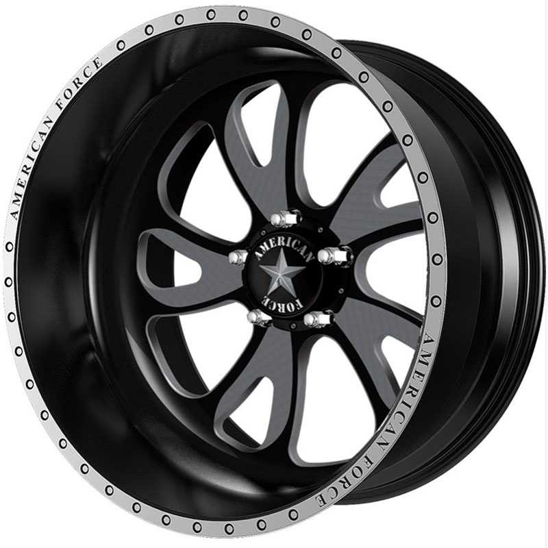 20x10 American Force Wheels RAZOR SF5 Special Forces REV