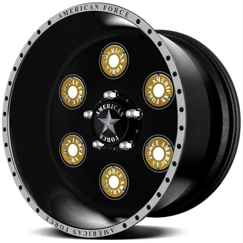 American Force REVOLVER SF5  Wheels Special Forces