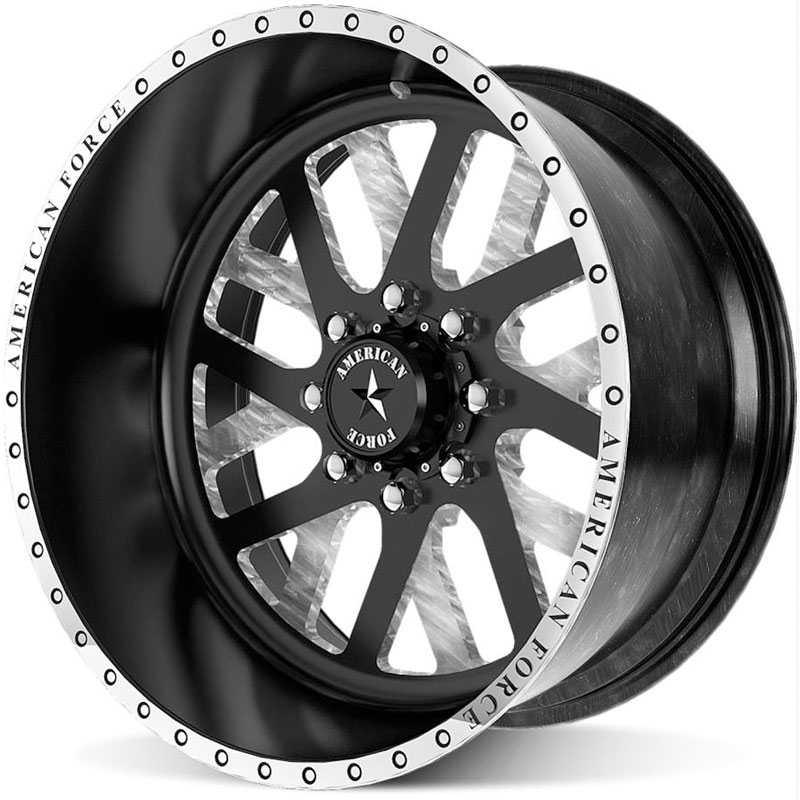 20x9 American Force Wheels WHISKEY SF8 Special Forces RWD