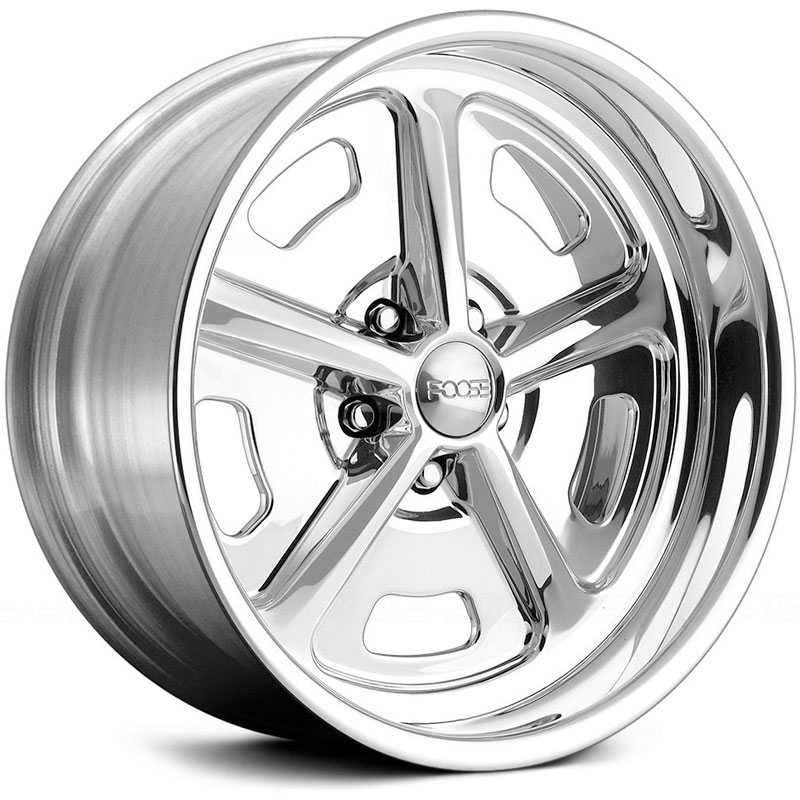 Foose F204 Coronet  Wheels Polished