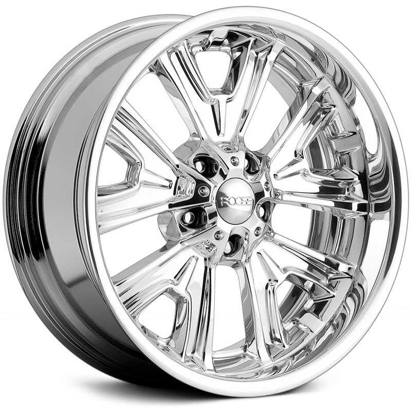 Foose F205 Fishtail  Wheels Polished