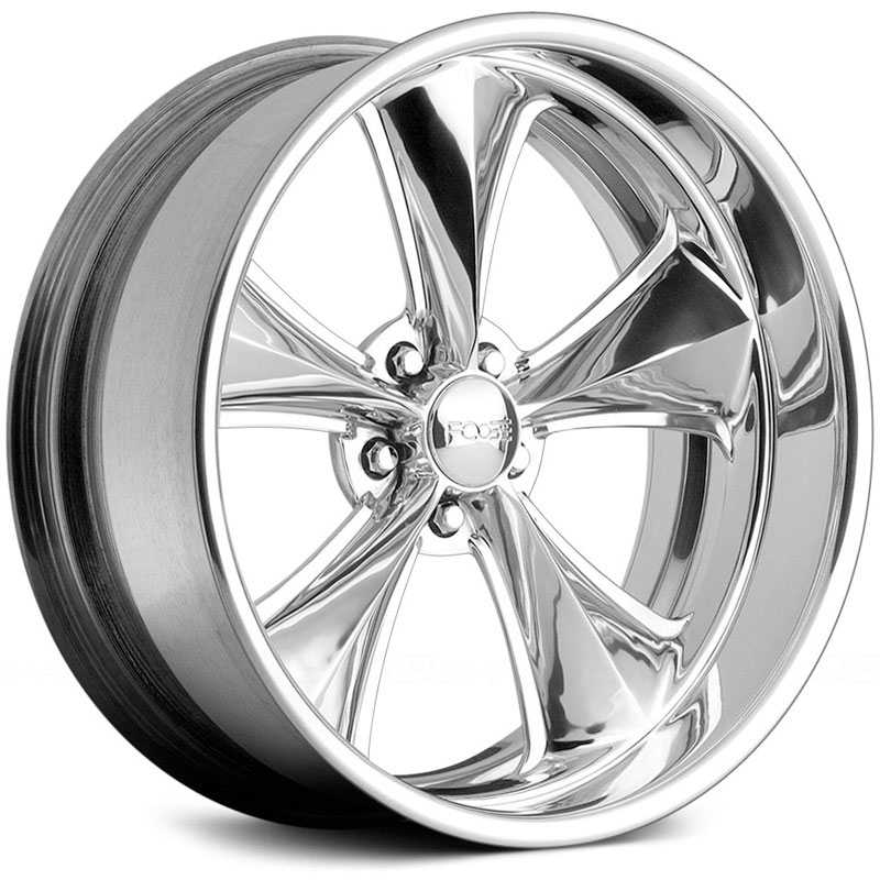 18x9 Foose Nitrous F201 Polished REV