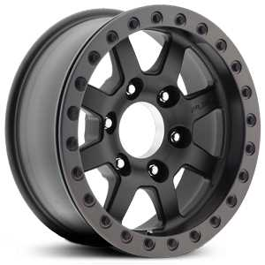 Fuel D105 Forged Trophy - Offroad ONLY  Wheels Matte Black