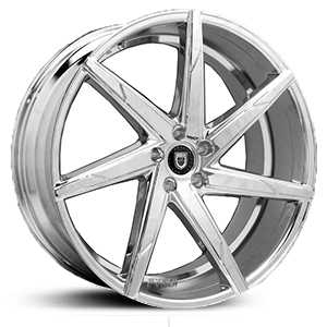 Lexani CSS-7  Wheels Chrome