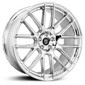 Lexani CSS-8  Wheels Chrome