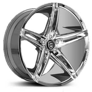 Lexani R-3 Three  Wheels Chrome