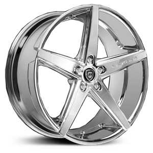 Lexani R-4 Four  Wheels Chrome