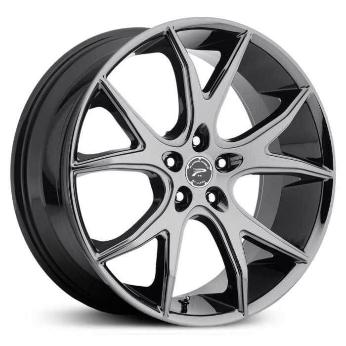 Platinum 419BV Recluse  Wheels Bright PVD