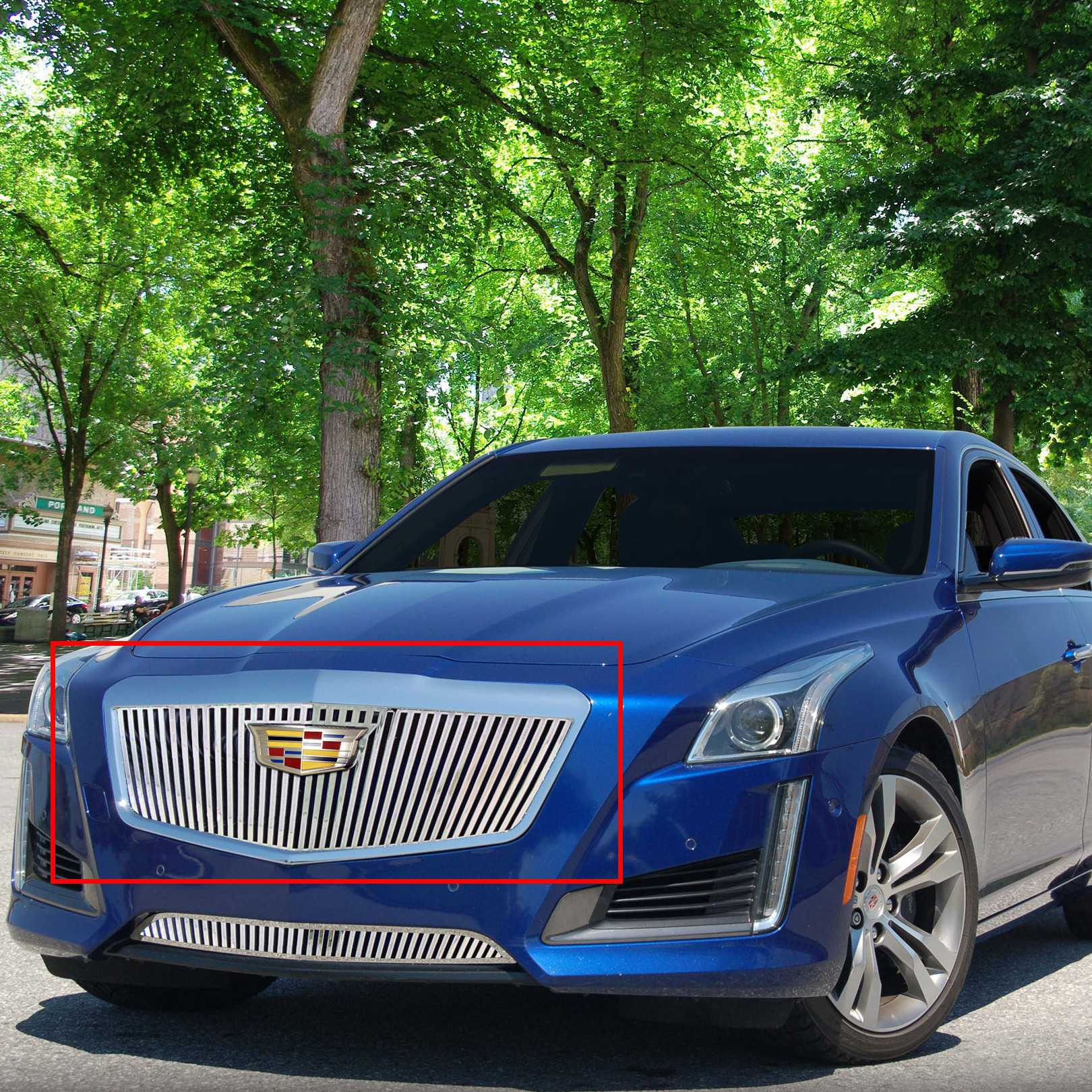E g classicse g classics 2015 2015 cadillac cts grille vertical style grille 1007 010u 15cv