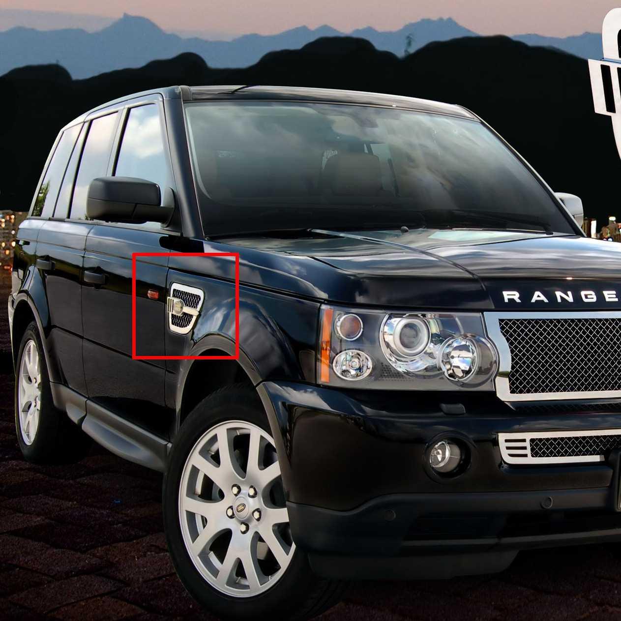 E&G Classics 2004-2009 Land Rover Range Rover Sport Grille