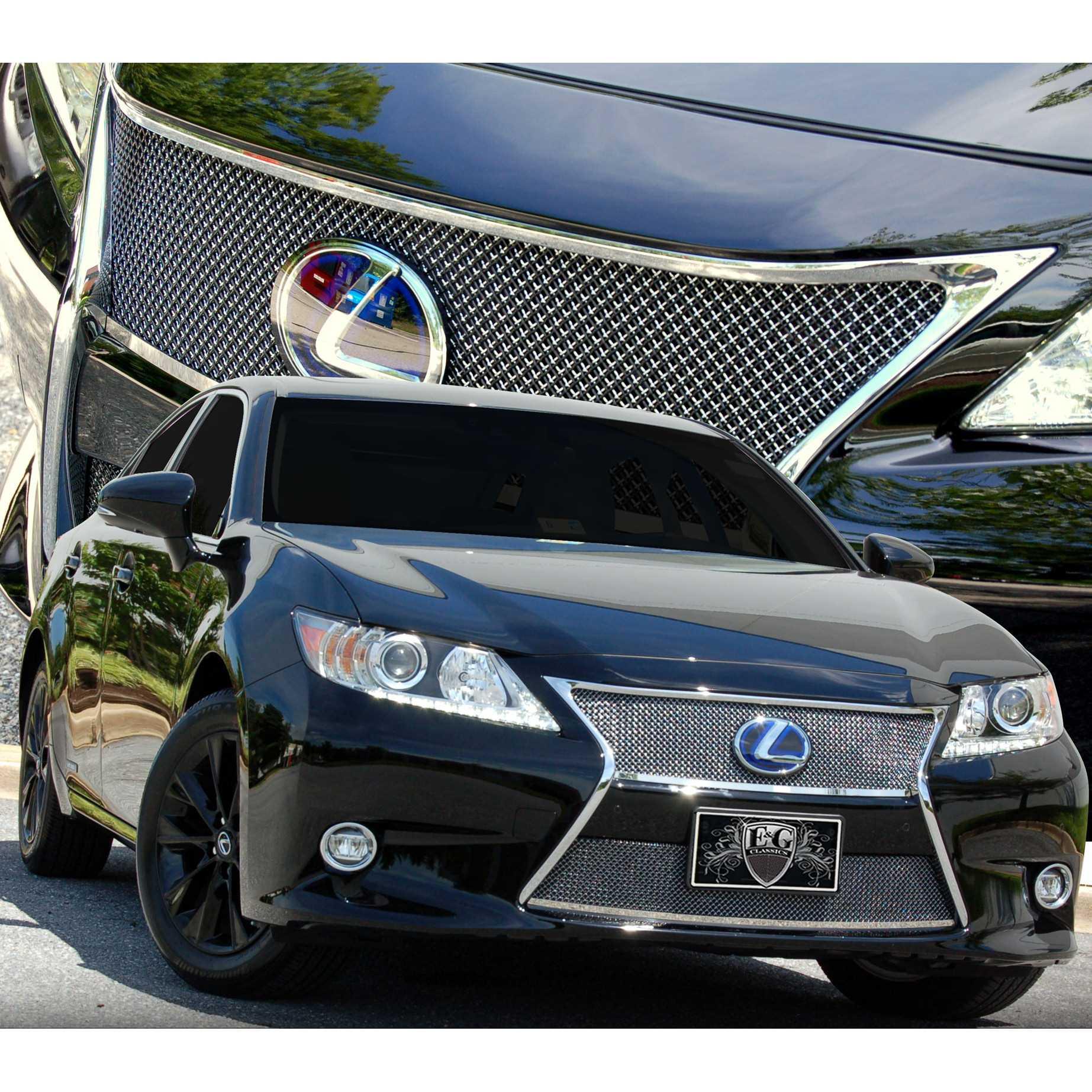 2014 Lexus Es 300h: Custom Grills For Your Car, Truck, Jeep