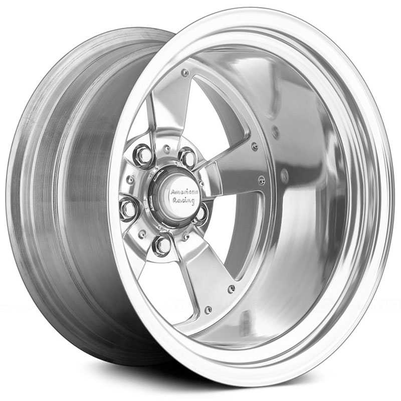 American Racing Vintage VF479  Wheels High Luster Polished
