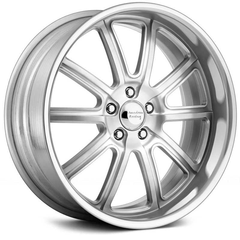 American Racing Vintage VF482  Wheels High Luster Polished