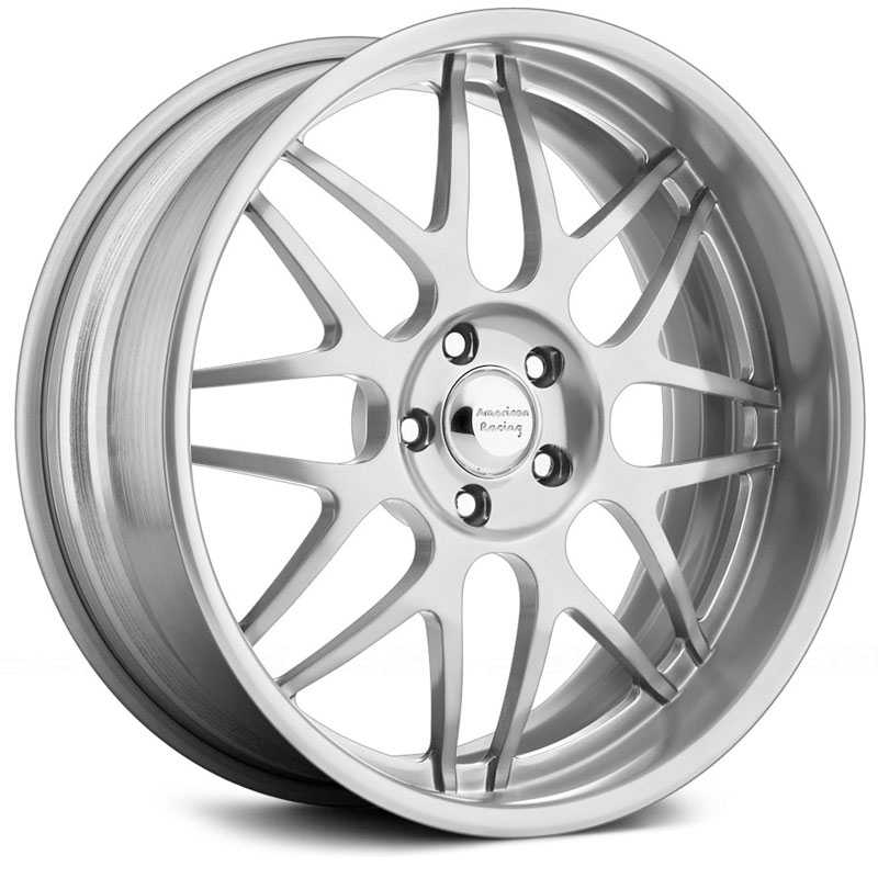 American Racing Vintage VF483  Wheels High Luster Polished