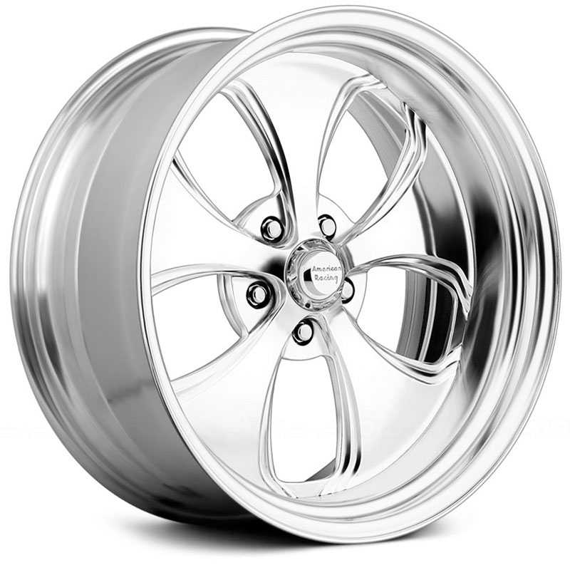 American Racing Vintage VF491  Wheels High Luster Polished