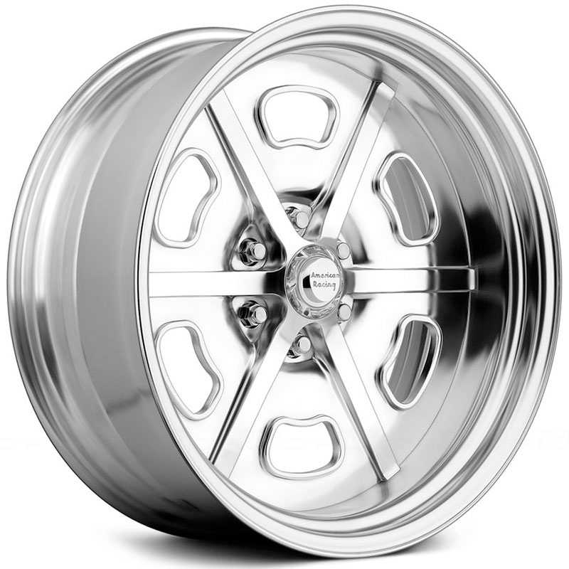 American Racing Vintage VF494  Wheels High Luster Polished
