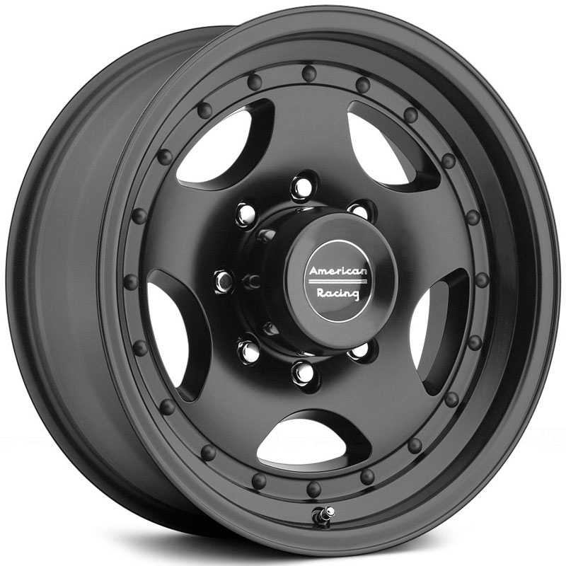 American Racing AR23 Black