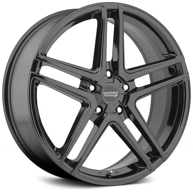 American Racing AR907 Black