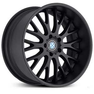 Beyern Munich  Wheels Matte Black