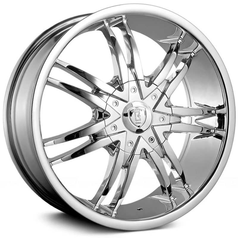 Borghini BW-14 Chrome