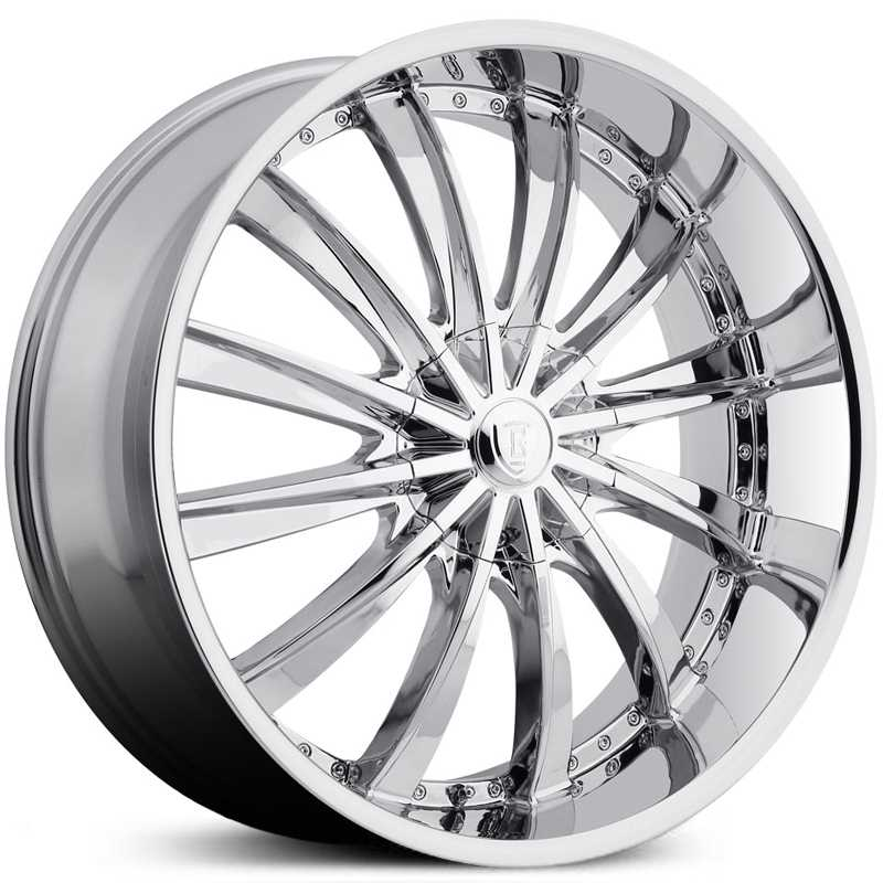 Borghini BW-19 Chrome