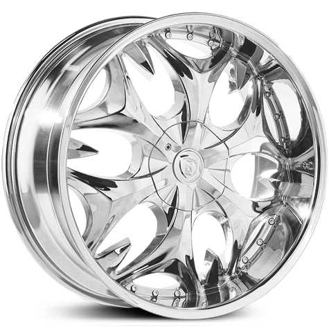 Borghini BW-B3S Chrome