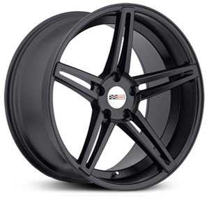 Cray Brickyard  Wheels Matte Black