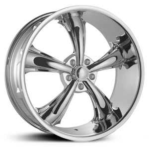 Dcenti DW19A  Wheels Chrome