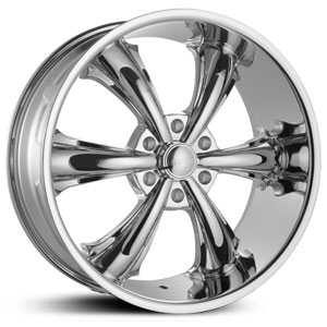 Dcenti DW19B  Wheels Chrome